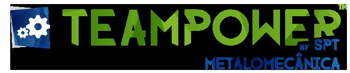 Logo Teampower Metalomecânica - Teampower